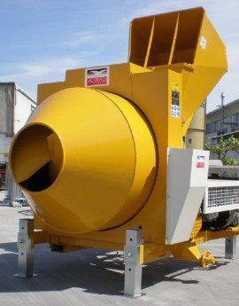 hydraulic-reversing-drum-mixer